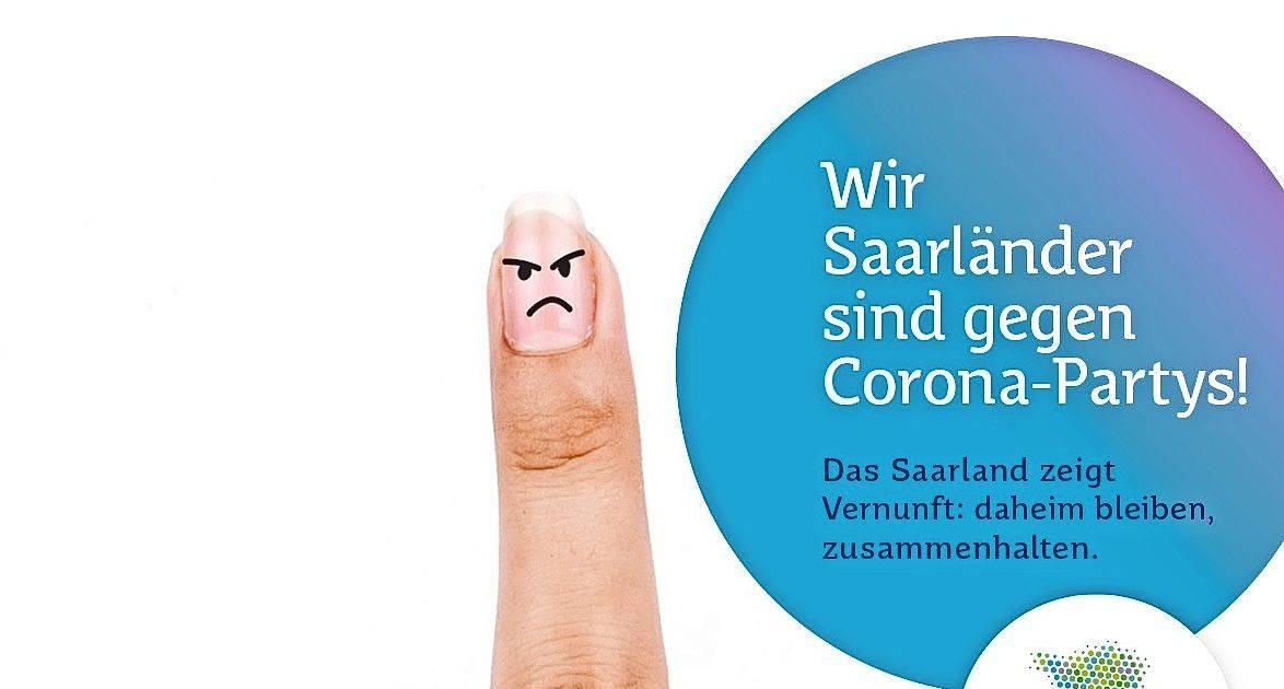 Kontaktverbot Saarland