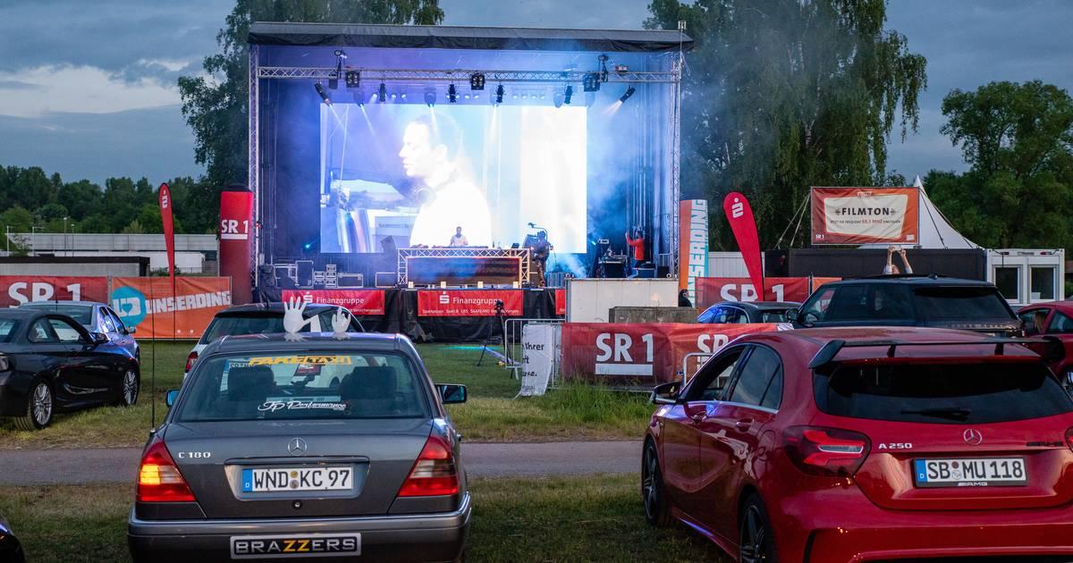 Autokino Saarpfalz
