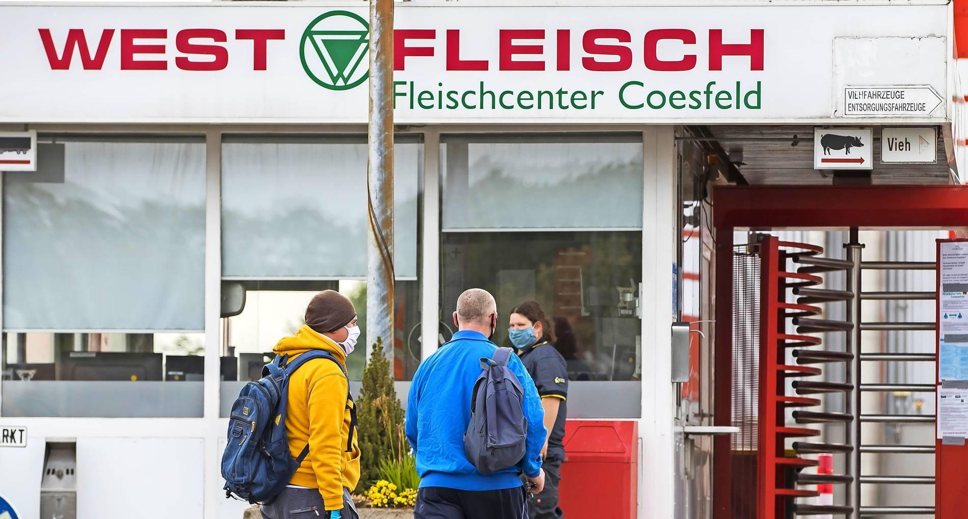 Westfleisch Coesfeld Corona