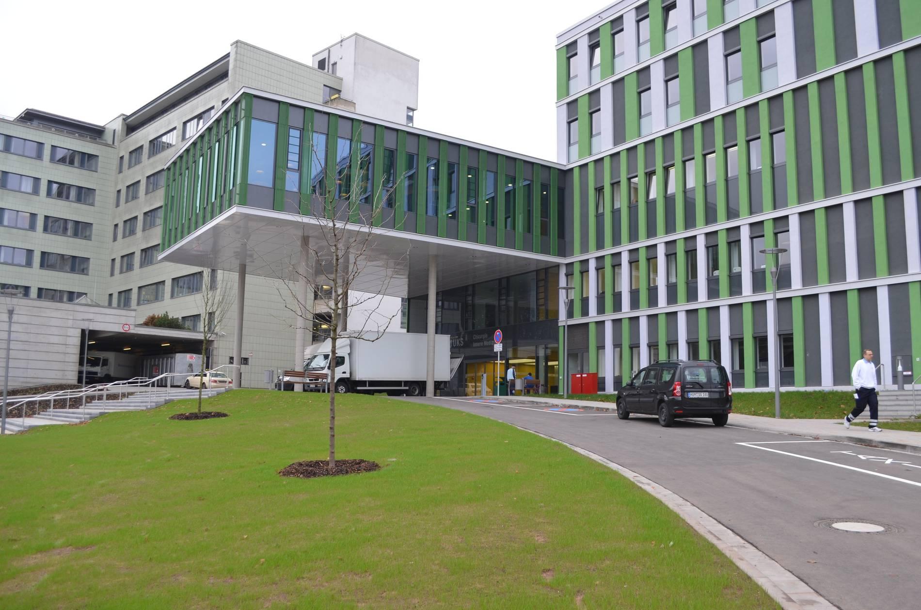 Homburg Uni Klinik