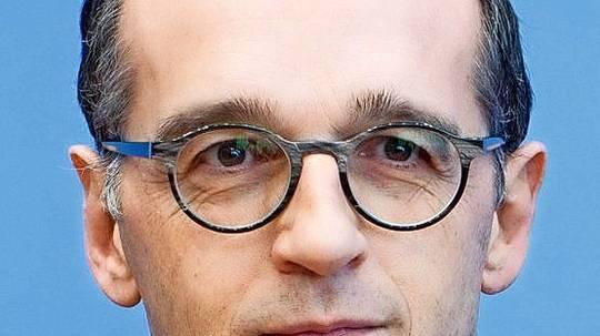 Heiko Maas steht bei Grünen FDP Linken und AfD in der Kritik