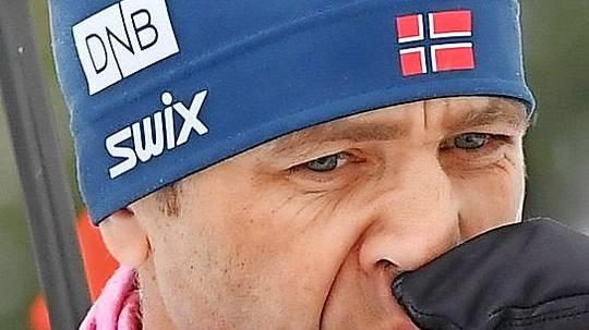Ole Einar Björndalen kämpft um seine Olympia-Teilnahme
