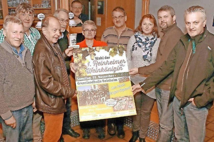 Reinheim Wahlt Seine Erste Weinkonigin