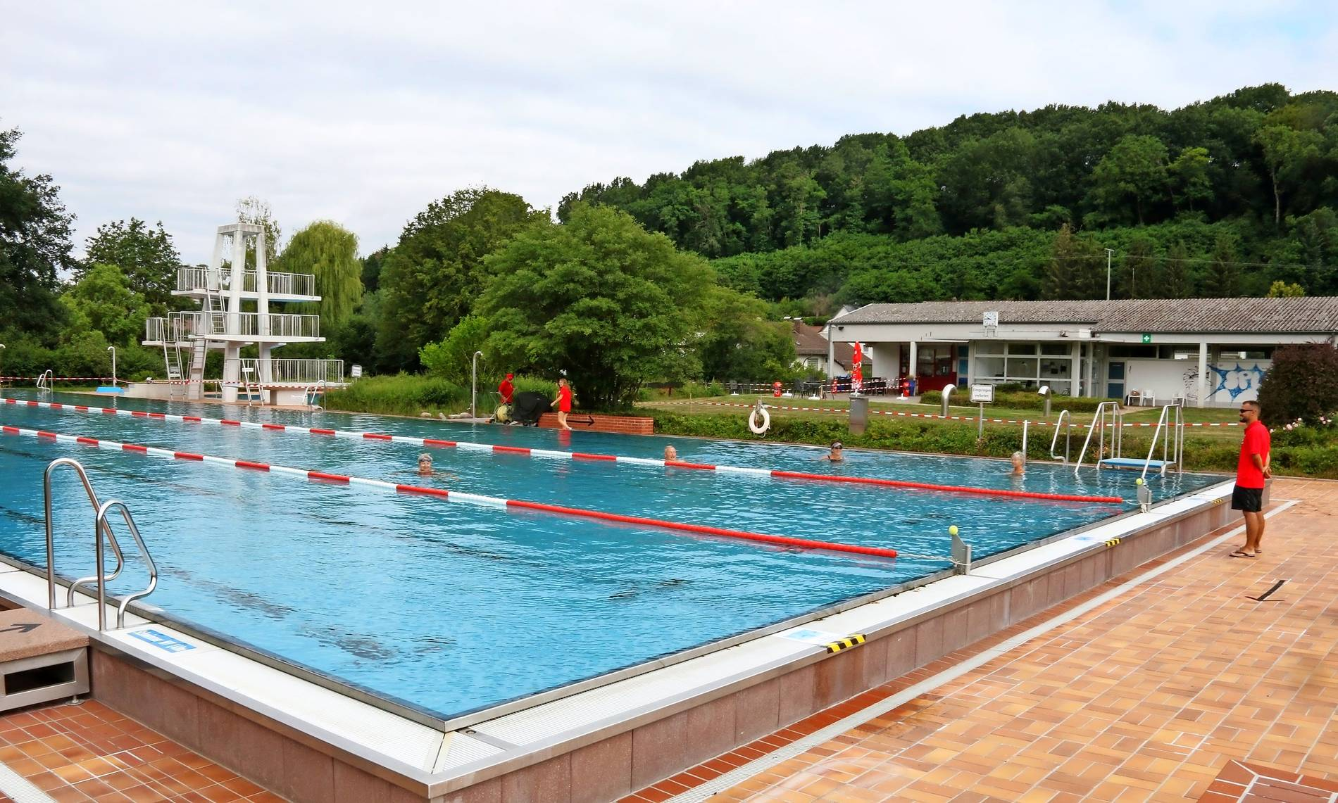 Schwimmbad Contwig