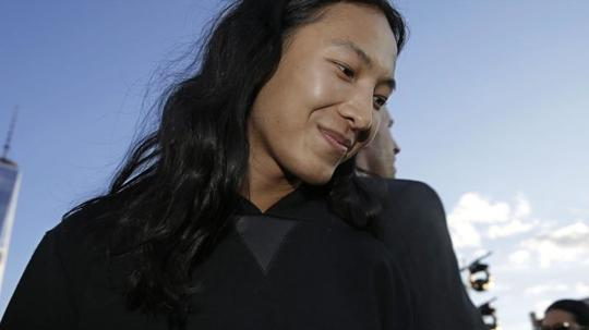 US-Modedesigner Alexander Wang plant seine eigene Fashion Week. Foto: Peter Foley