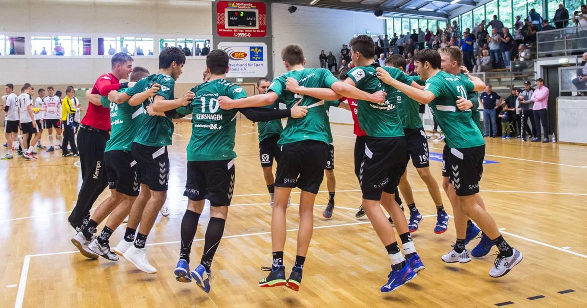 A Jugend Bundesliga Handball Qualifikation Ergebnisse
