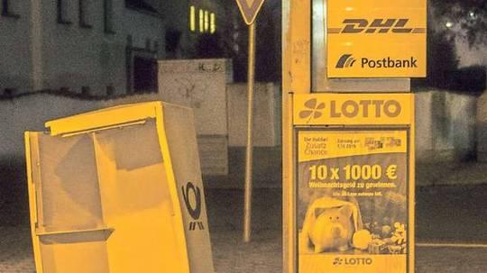 Briefkästen Saarbrücken briefkasten in wadgassen in brand gesteckt