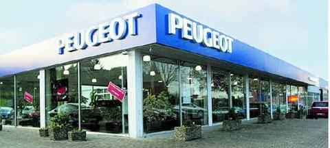 Peugeot ära In Perl Endet