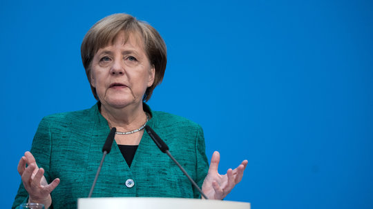 Laut Medienbericht: Merkel will Jens Spahn zum Gesundheitsminister machen