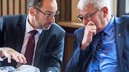 Markus frevert links wird der leiter des saarlouiser nobilia werkes werden hier