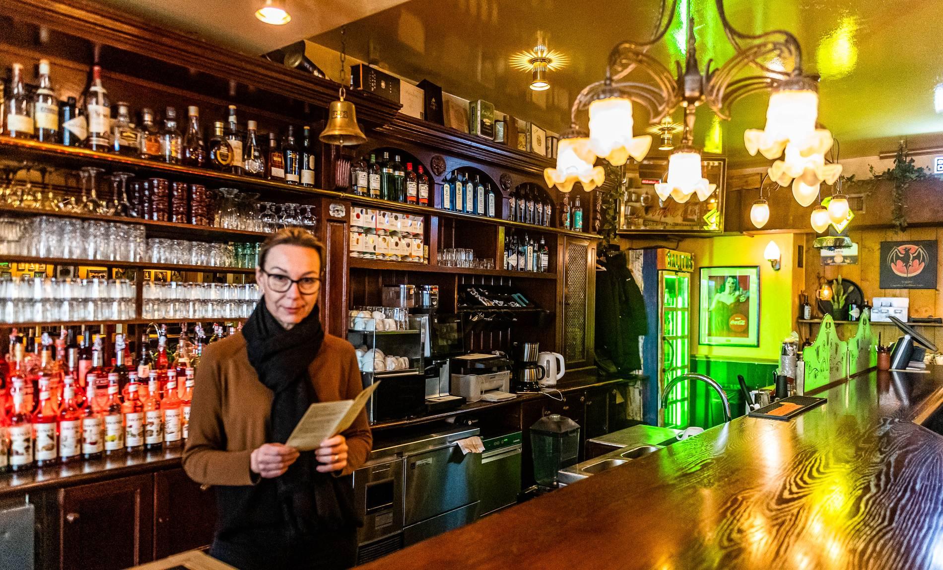 Coyote-Café-Wirtin in Saarlouis und Gastro-Verband Dehoga