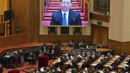 Chinas Militäretat wächst um 8,1 Prozent